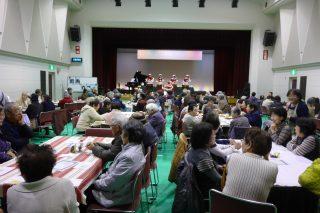 第22回 街角カフェ (H28年12月16日) 開催される