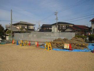 竜宮再建委員会、再建工事の中間報告