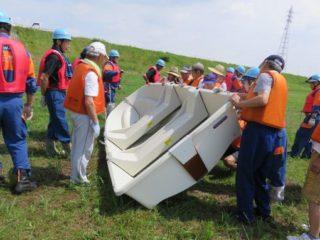 鈴鹿川川下り、水難救助訓練のお知らせ