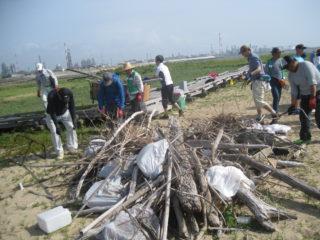 2018年7月1日(日)第115回 吉崎海岸清掃活動報告