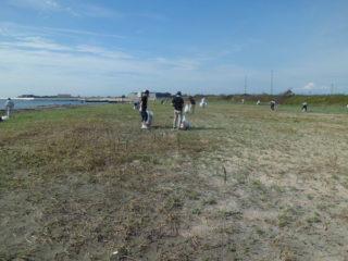 2018年9月2日(日)第117回 吉崎海岸清掃事業 活動報告