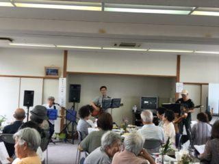 旭町 ふれあいカフェ(9月度)が開催される
