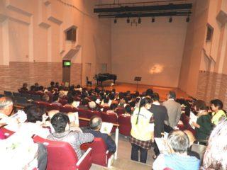 くすのき男声合唱団、「初めての演奏会」を開催!