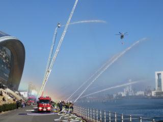 平成31年四日市市消防出初式