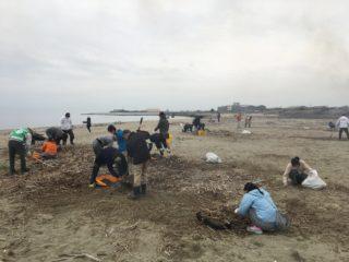 2019年3月3日 第123回吉崎海岸清掃事業 活動報告