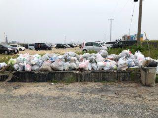 第126回吉崎海岸清掃事業 活動報告