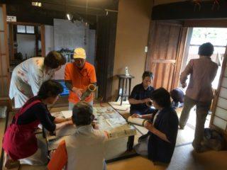 令和元年6月15日竹灯り教室の催し