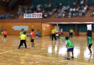 7月7日 子ども球技大会開催!