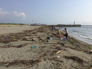 第128回吉崎海岸清掃事業 活動報告