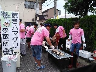 「楠町商工会まつり」と「ロマンチッKusuマルシェ」同時開催