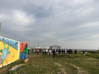 第131回吉崎海岸清掃事業 活動報告