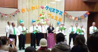 第6回わいわいクリスマスフェスタに参加しました。