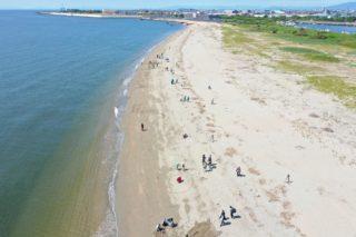 9月6日(日)吉崎海岸早朝清掃・環境学習の中止お知らせ