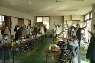 旭町 『ふれあいカフェ』が開催される(11月17日)